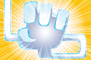 #6 – Goddess' Hand